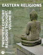 Twentieth Century Religious Thought, Volume 4: Eastern Religions