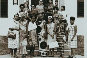 Archival collection: Women's Africa Committee Records, 1958-1978