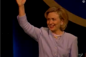 Hillary Clinton: Stylish Survivor
