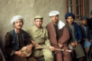 Mark Slobin实地调查档案,来自阿富汗北部的音乐