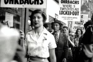 How Did the League of Women Shoppers Use Their Privilege to Act in Solidarity with Workers, 1935-1948? in Women and Social Movements in the United States, 1600-2000